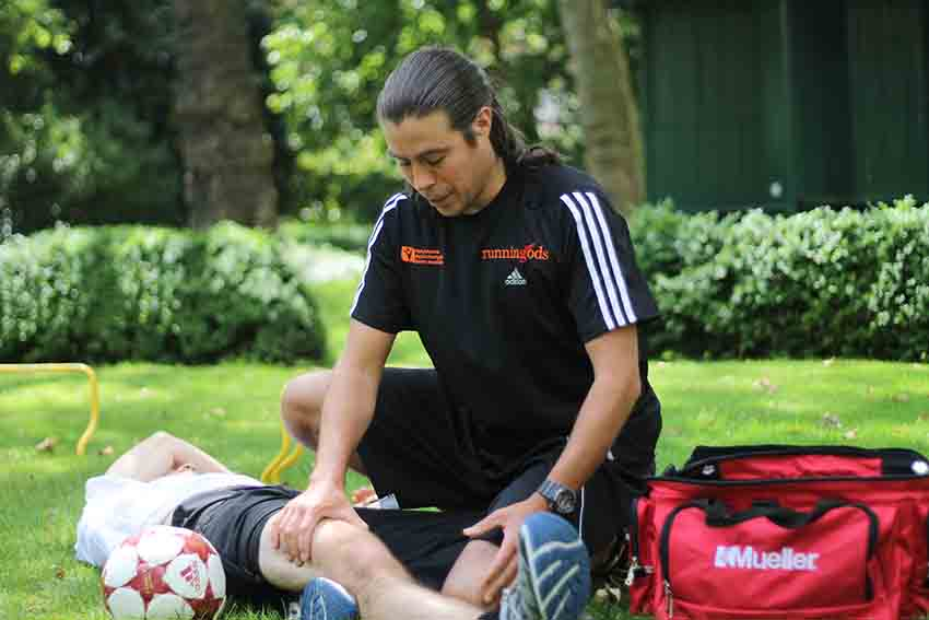 East London Physiotherapy - Chris McLean
